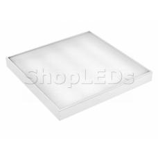 Панель LED подвесная 001-36W-4000K-Тр,600*600*21mm