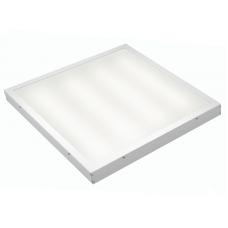 Светодиодный светильник серии Офис Ip 54 накладной СПО (0951)