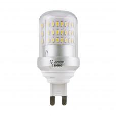 930802 Лампа LED 220V T35 G9 9W=90W 850LM 360G CL 2800K-3000K 20000H (в комплекте)