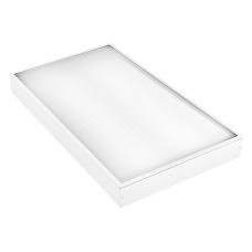 Светодиодный светильник серии Офис LE-0455 (накладной светильник) LE-СПО-03-020-0517-20Х